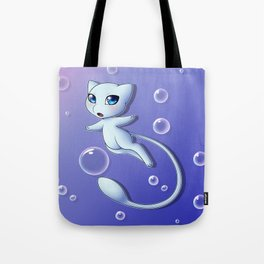 Shiny Mew Bubbles Tote Bag
