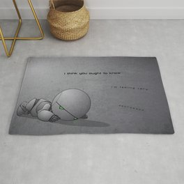 Android Down Rug