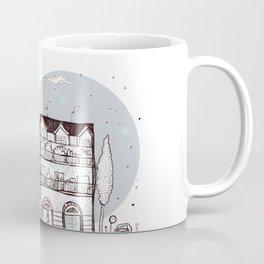 la città dalla finestra Coffee Mug
