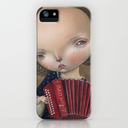 Love song iPhone Case