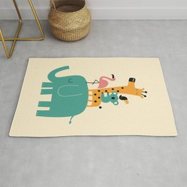 Moving on Rug