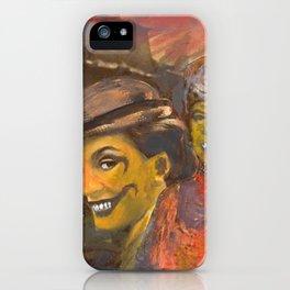Subdural iPhone Case
