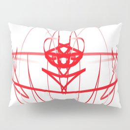 red line of the soul Pillow Sham