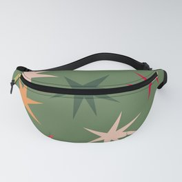 Keep Your Sparkle - Green Fanny Pack