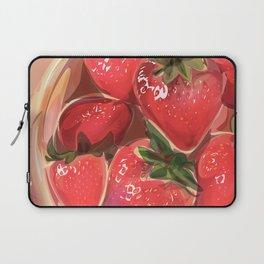 fraises. Laptop Sleeve