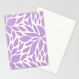 Bloom - Periwinkle Stationery Cards