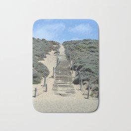 Carol Highsmith - Steps in the Sand Bath Mat