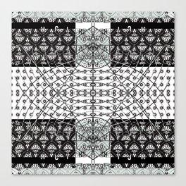 Transverse Vibration 4 Canvas Print