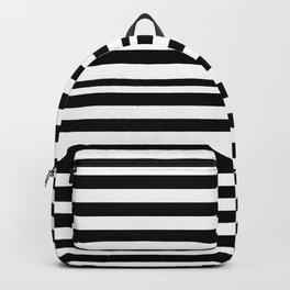 SCANLINE (BLACK-WHITE) Backpack