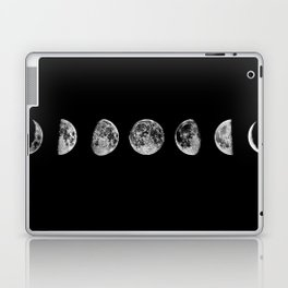 moon phases Laptop & iPad Skin