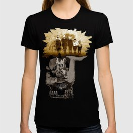 The GARGOYLE and the LOST GENERATION - spirit version T-shirt