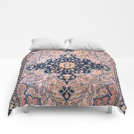 Sarouk  Antique West Persian Rug Print Comforters