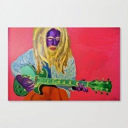 Icon Portrait Canvas Print