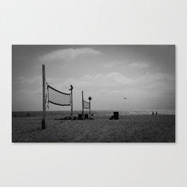 Hermosa Beach Dayz Canvas Print