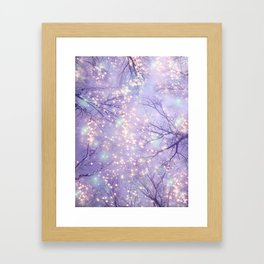 Each Moment of the Year Has Its Own Beauty Framed Art Print