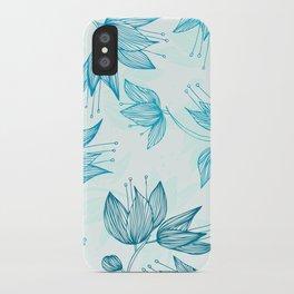 Biru Dream iPhone Case