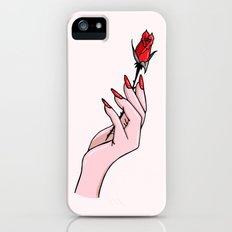 Como La Flor iPhone (5, 5s) Slim Case