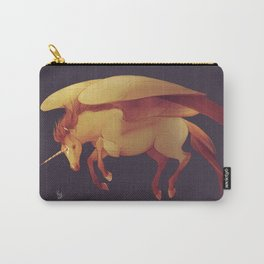 Sun Unicorn Carry-All Pouch