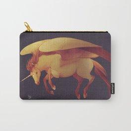 Sun Unicorn Carry-All Pouch