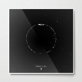UMBRIEL Metal Print