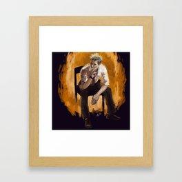 John Constantine Framed Art Print
