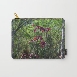 Silent Crayon Carry-All Pouch