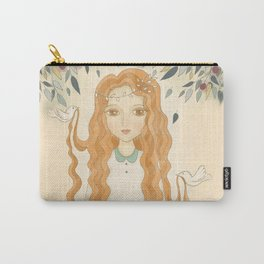 Queen Jodha Carry-All Pouch