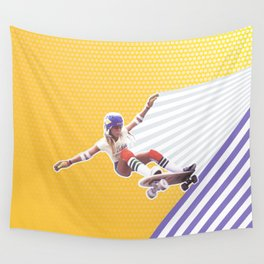 Shred like a Girl Wall Tapestry