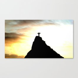 The Doc Goes Around the World - Rio Canvas Print
