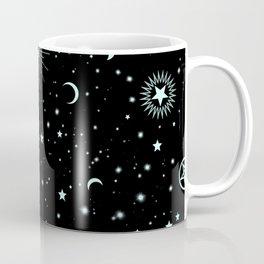 Magic Fluo Universe Coffee Mug