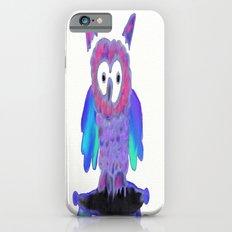 Watercolor Owl  Slim Case iPhone 6s