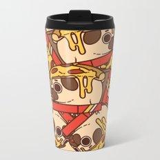 Puglie Pizza Metal Travel Mug