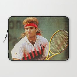 Andre Agassi Tennis Laptop Sleeve