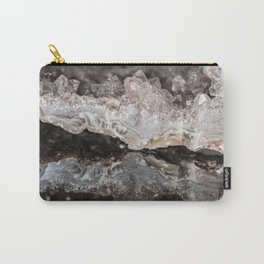 """Reflections"" - Geo Rock Carry-All Pouch"