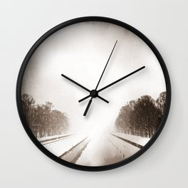 In the Distance I Wall Clock