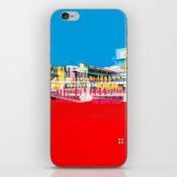 bauhaus iPhone & iPod Skins featuring Bauhaus · Das Bauhaus 1 by Marko Köppe
