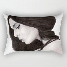 Northern Queen Rectangular Pillow