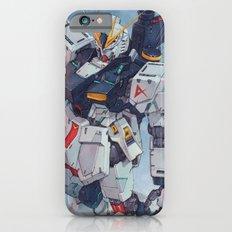 Nu Gundam watercolor iPhone 6 Slim Case