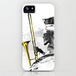 Trombone Warrior iPhone Case