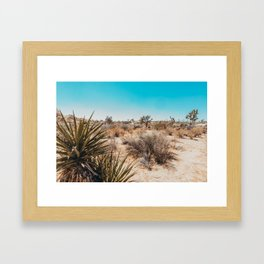 Cactus Love Framed Art Print