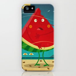Oops!! iPhone Case