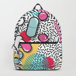 Pills pattern 018 Backpack