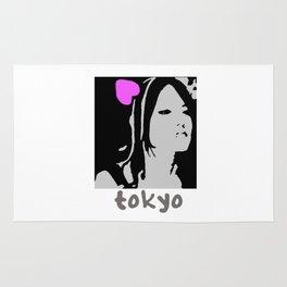 Love Tokyo Rug