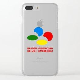 Logo Super Clear iPhone Case