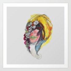 I'm So Indie I Can't Breathe Art Print