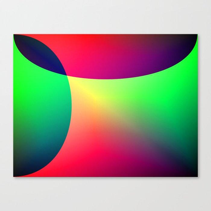 Abstract II #decor #society6 Canvas Print