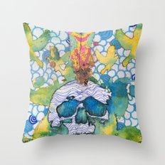 Expansion of the Mind Throw Pillow
