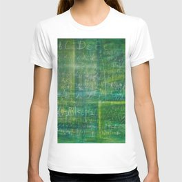 Old schoolboard -XL canvas in concep T-shirt