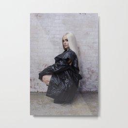 Kehlani 32 Metal Print