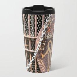 Spray Paint Secret Lover Travel Mug